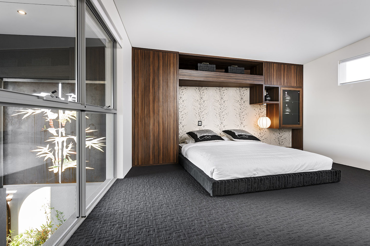Residential Attitudes - Mizu diaplay house - bedroom