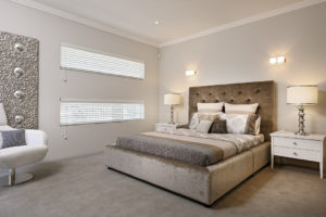 Residential Attitudes - Scarborough display house - living room