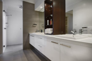 Residential Attitudes - Viento display house - double ensuite with shower