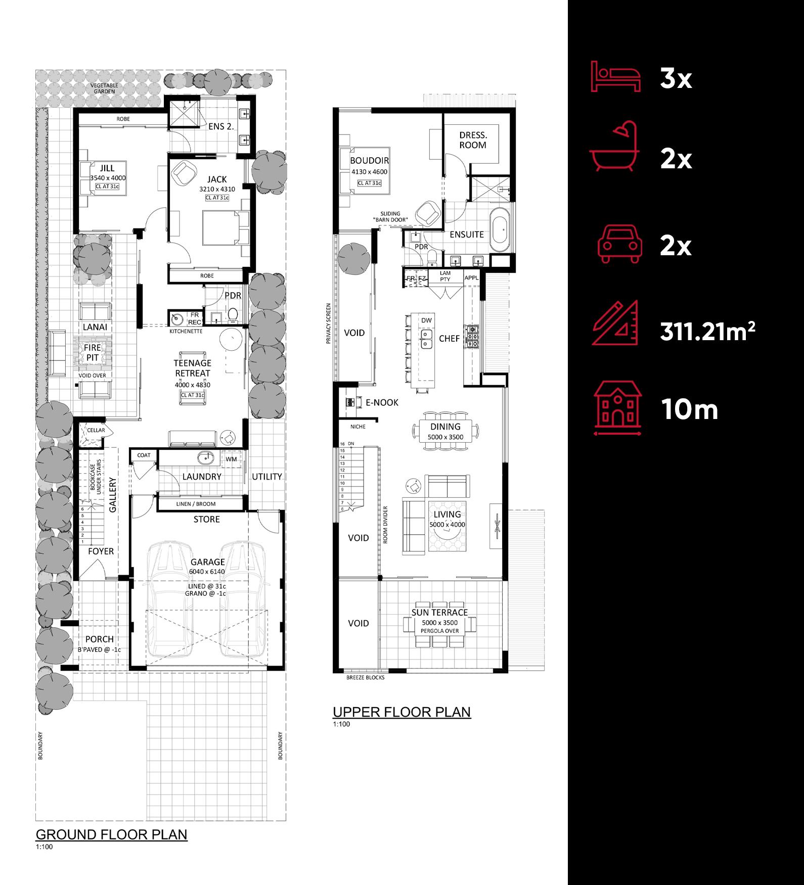 Kalmar floor plan