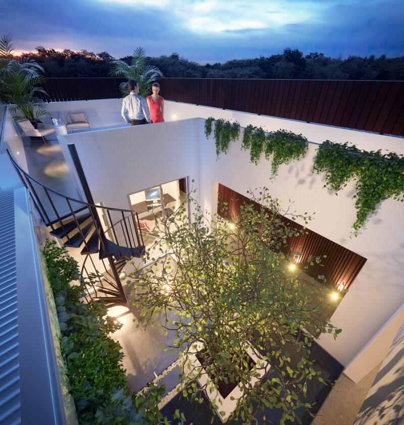 Villa Terrazza Home Design