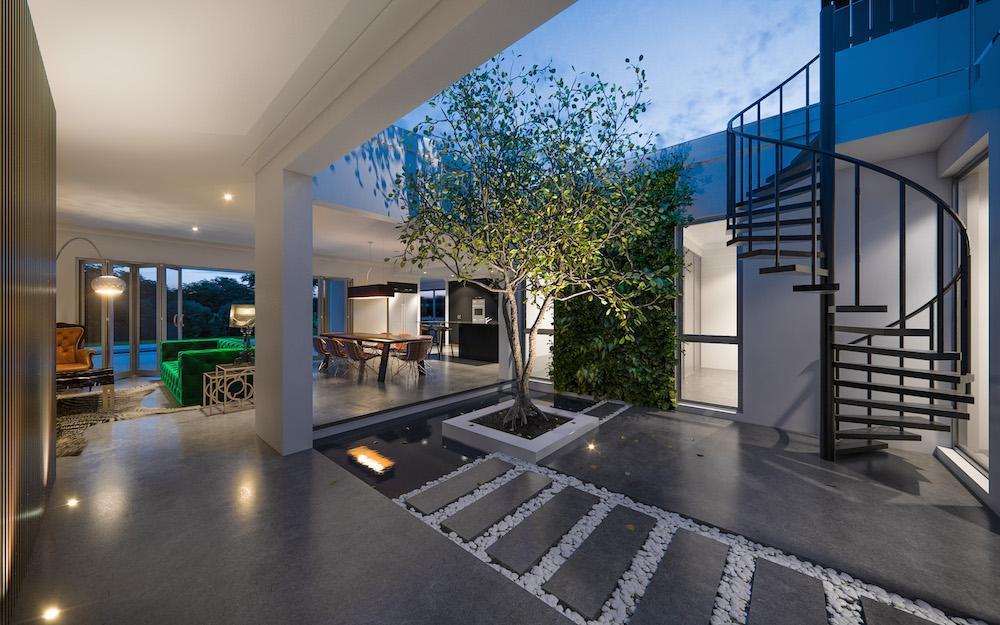 Villa Terrazza - Residential Attitudes