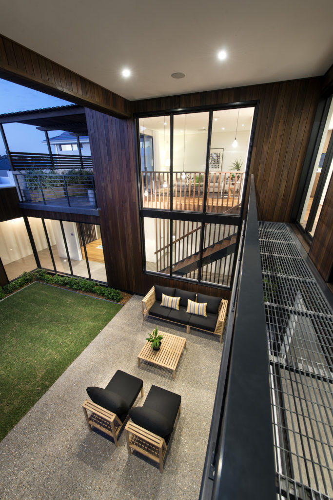 The Warehaus Industrial Style Home Design