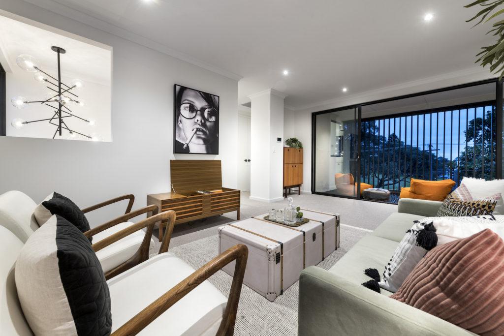 Upstairs Living Barnhaus Design