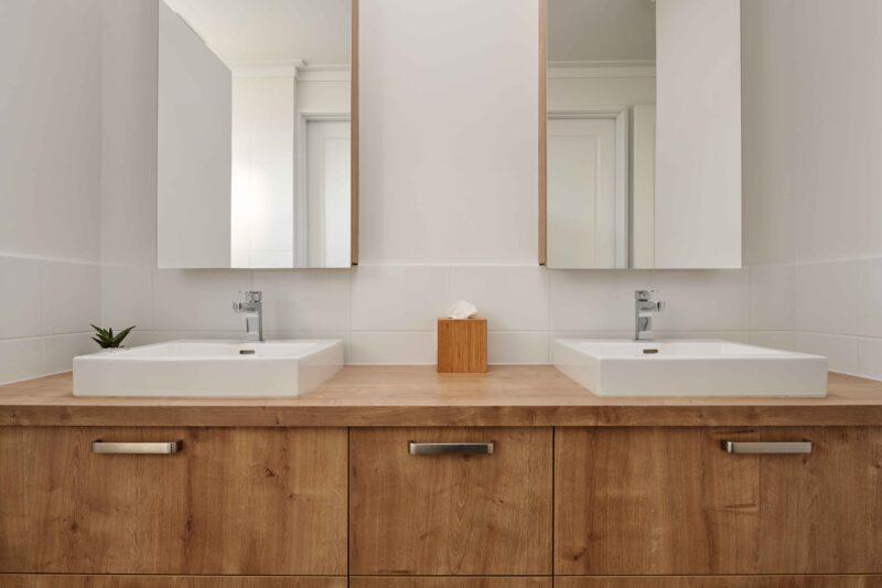 The Urbanite double vanity