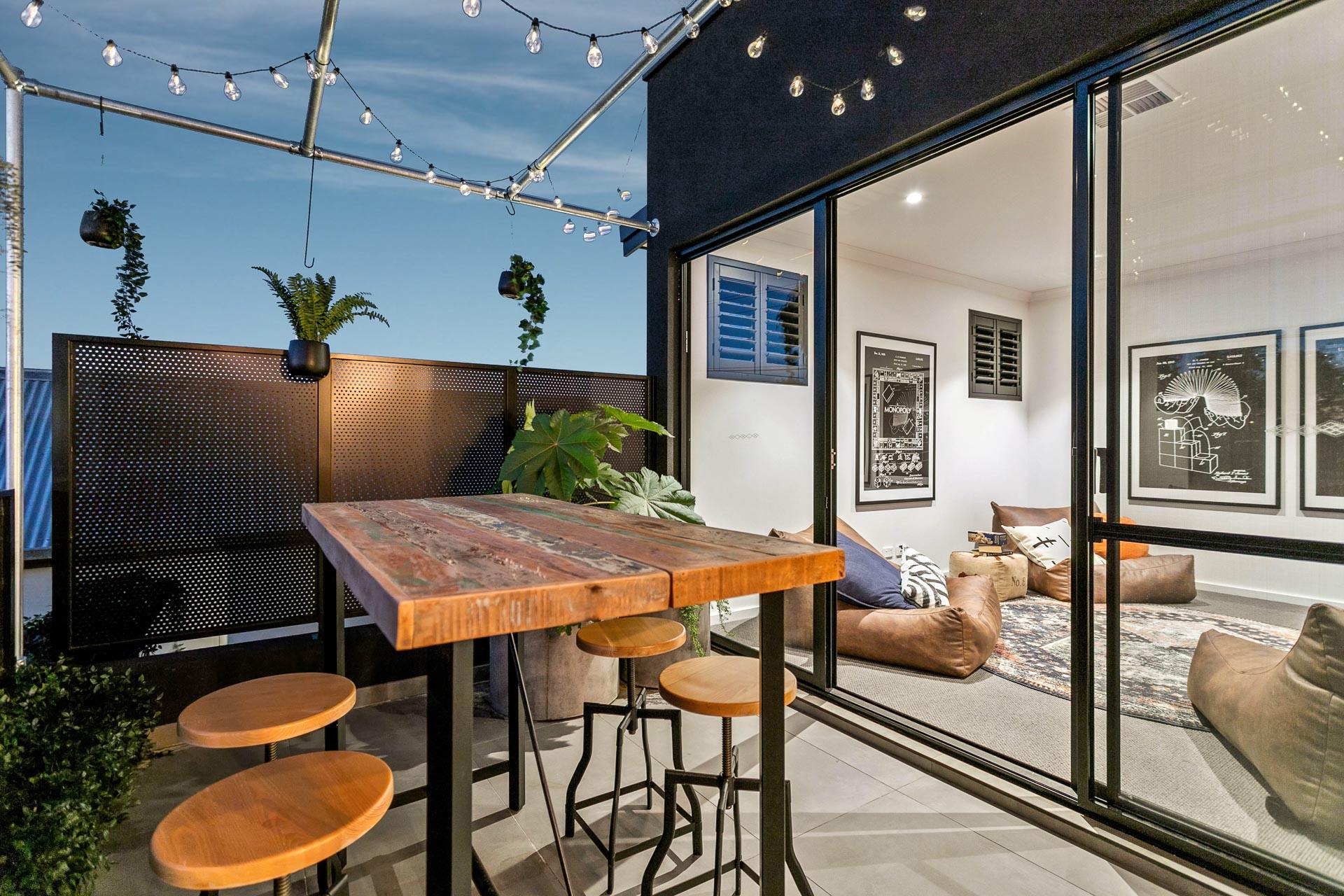 E-Street Display Home Residential Attitudes