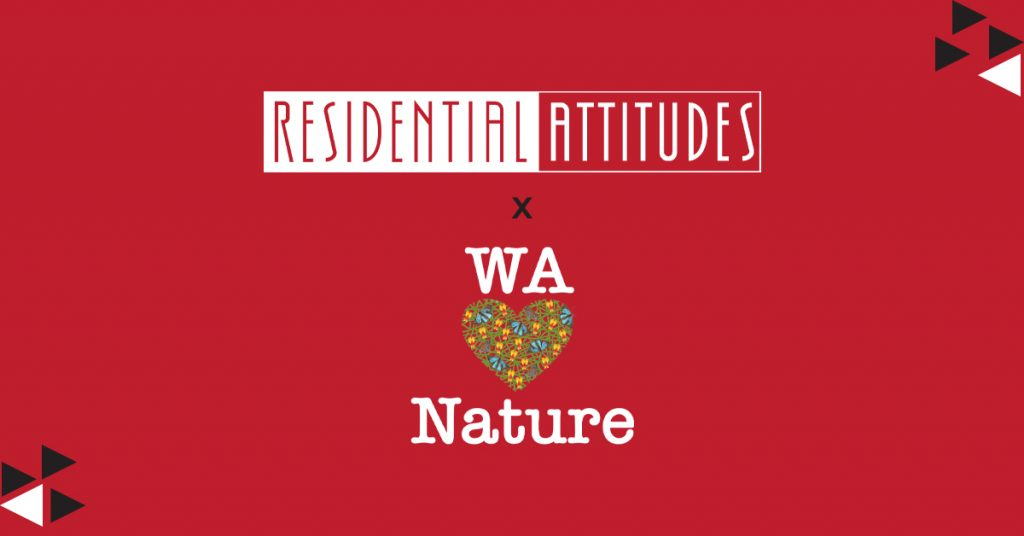 Residential Attitudes and WA Loves Nature partnership.