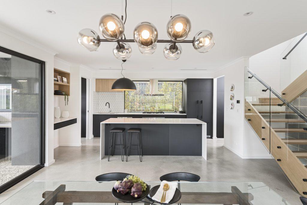 Barnhaus Display Home Residential Attitudes