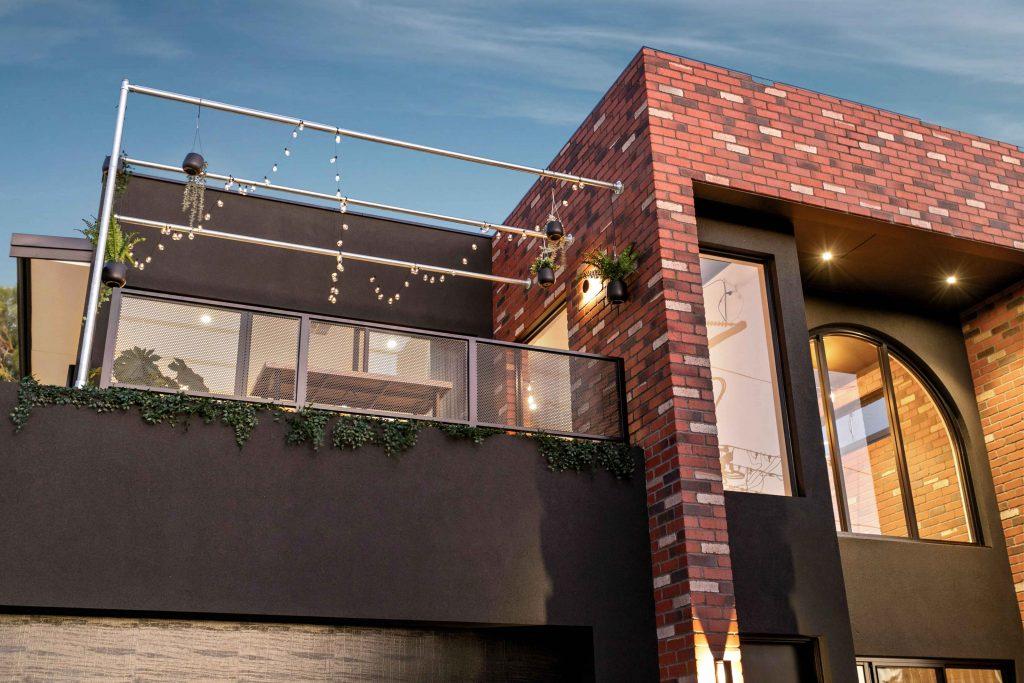 Residential Attitudes E-Street Display Home