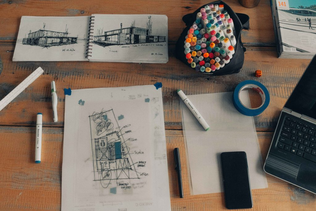 Home building and design games for inspiration