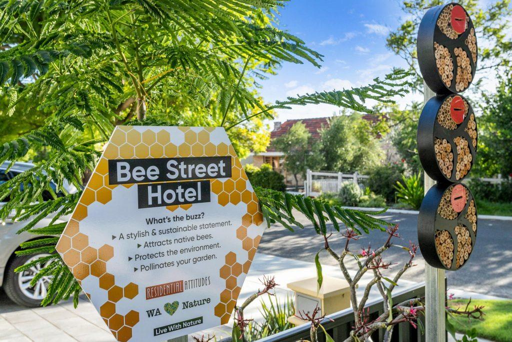 Residential Attitude's Bee Street Hotel